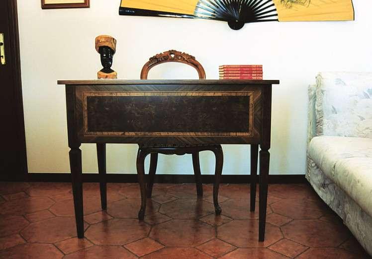 Scrivania,Stile,Maggiolini,Cassetti,scrittoio