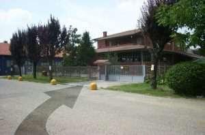 Treviglio - L'ingresso dell'Azienda